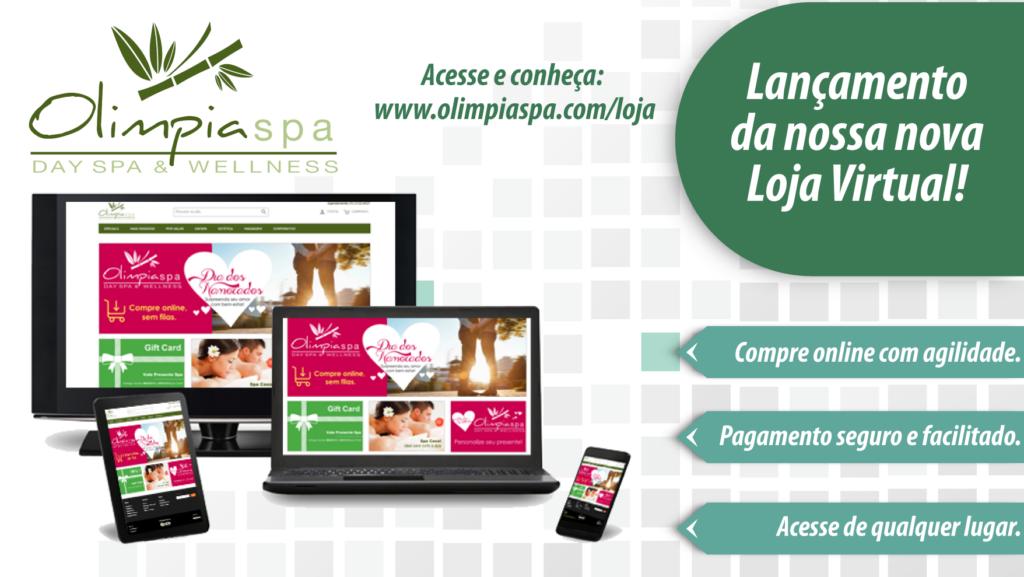 Olimpiaspa.com/loja - Arte by @inovaideia